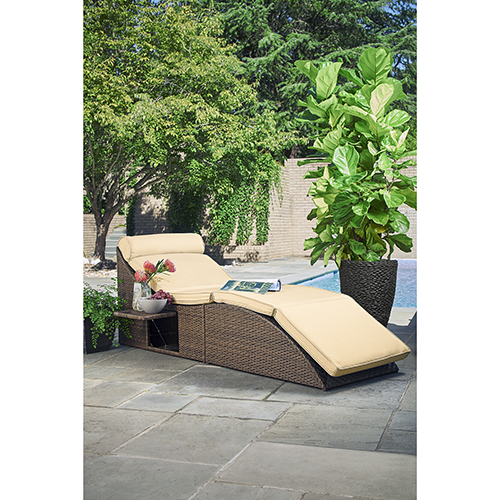 Relax A Lounger Baylands Convertible Chair