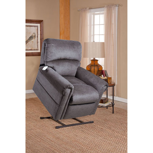 Serta Comfort Lift Scarlett Recliner in Grey