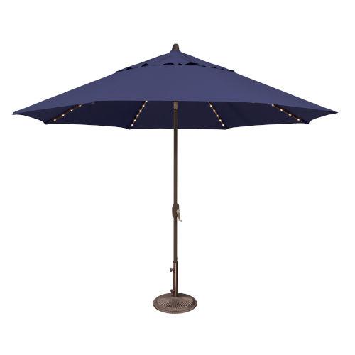 Lanai Pro Octagon Auto Tilt Market Umbrella