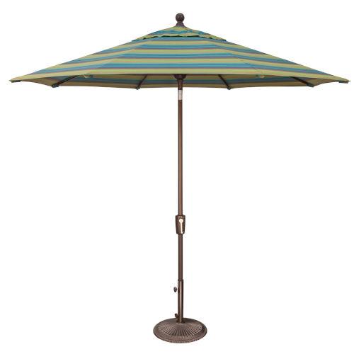 Catalina Astoria Lagoon Stripe Market Umbrella
