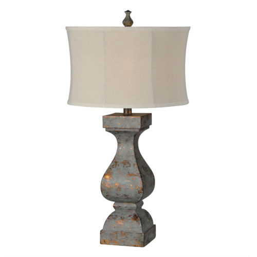 Forty West Eloise Blue Distressed And, Cooper Ridge Lamps