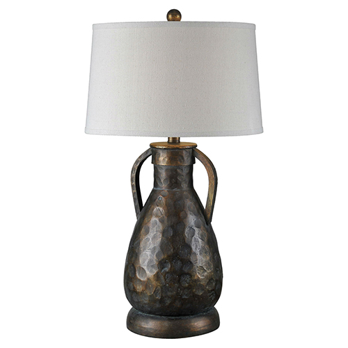 Blake Bronze Table Lamp
