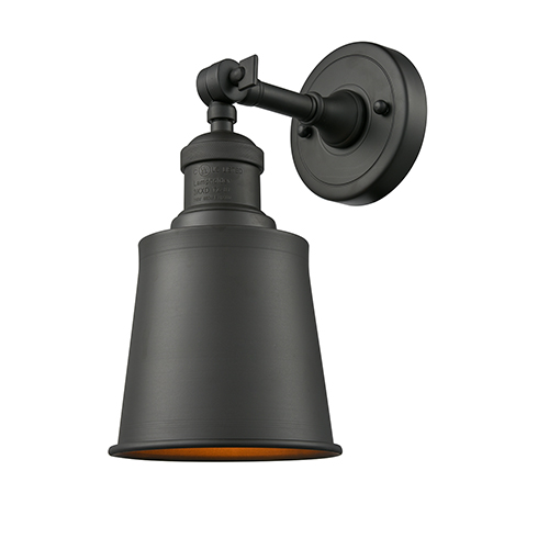 Innovations Lighting Addison Oiled Rubbed Bronze LED Wall Sconce