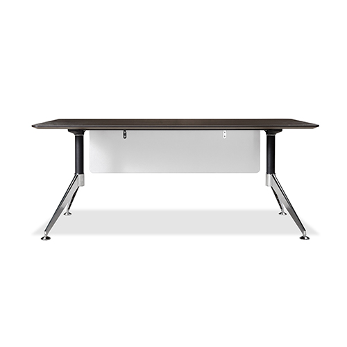 Unique Furniture 300 Collection Espresso Modern Computer Desk 71-Inch