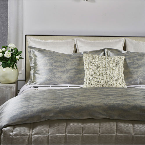 Shimmer Pool Three-Piece King Duvet Set