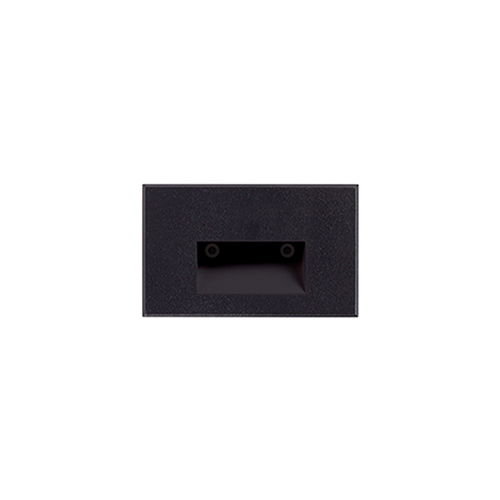 Sonic Black Five-Inch One-Light Recessed Light