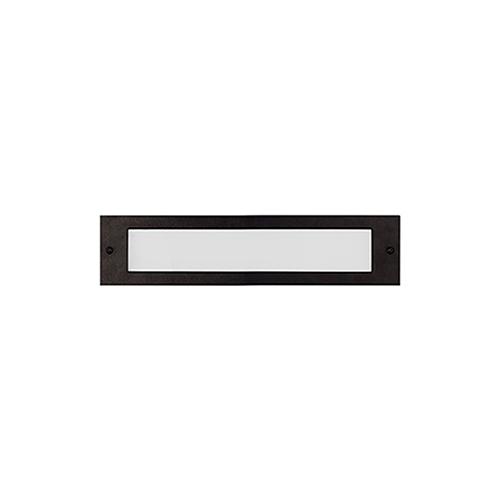 Bristol Black Nine-Inch One-Light Recessed Light