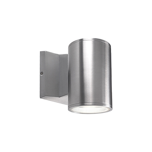 Silver Five-Inch One-Light Wall Sconce