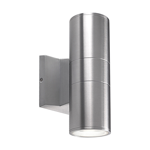 Silver Nine-Inch One-Light Wall Sconce