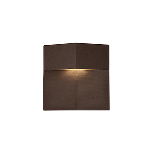 Element Espresso One-Light Wall Sconce