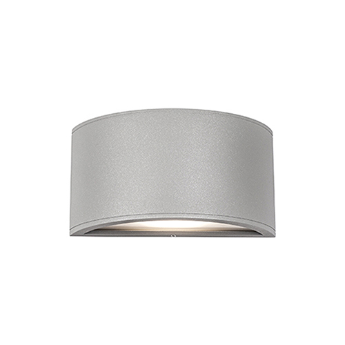 Olympus Grey One-Light Wall Sconce