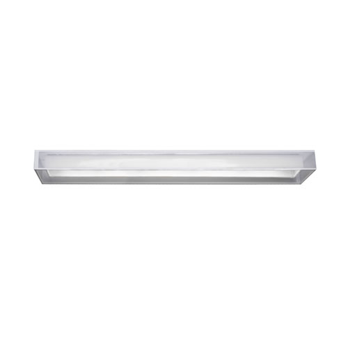 Covina White 54-Inch One-Light LED Flush Mount