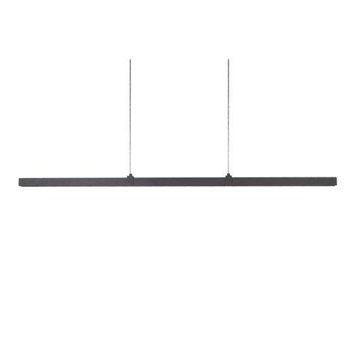 Alpha Graphite 62-Inch One-Light LED Pendant
