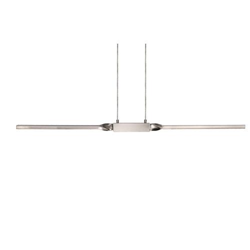 Propeller Platinum 52-Inch One-Light LED Pendant