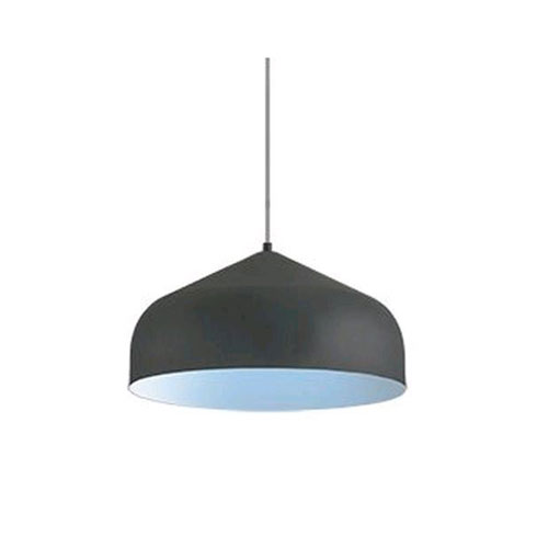 Helena Graphite with Blue 16-Inch One-Light LED Pendant