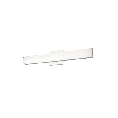 Longitude Chrome 20-Inch One-Light LED Bath Vanity