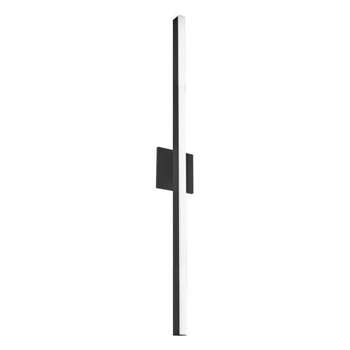 Vega Black One-Light LED Sconce