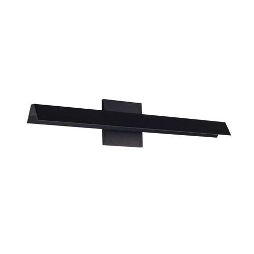 Galleria Black 23-Inch One-Light LED Sconce
