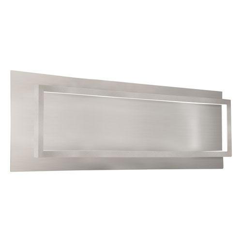 Mondrian Nickel 26-Inch One-Light LED Sconce