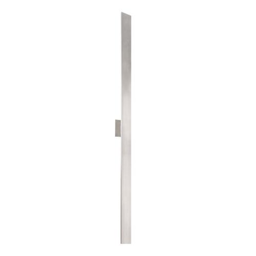 Vesta Nickel 72-Inch One-Light LED Sconce