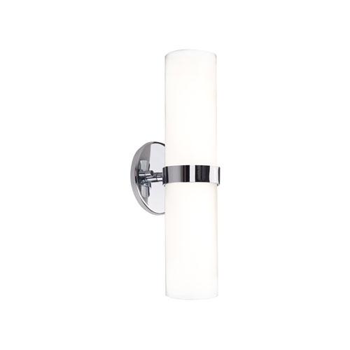 Milano Chrome 15-Inch One-Light LED Sconce