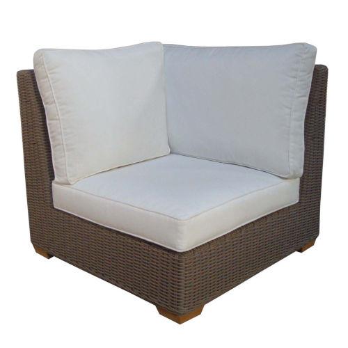 Outdoor Nautilus Kubu Grey Resin Wicker Lounge Chair