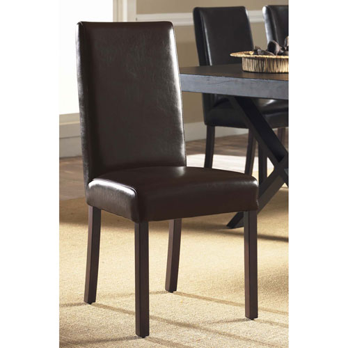 Padma's Plantation Monaco Leather Dining Chair