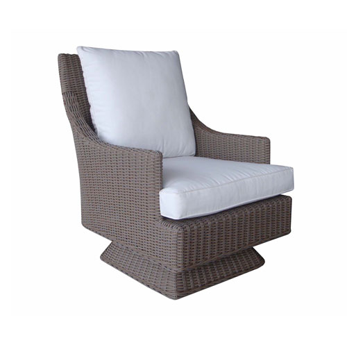 Cayman Islands Outdoor Swivel Chair