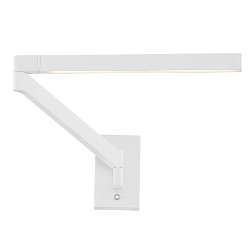 White LED  Wall Sconce