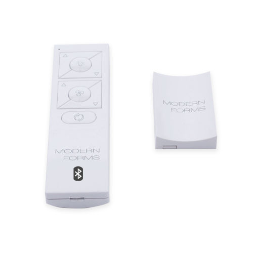 6-Speed Ceiling Fan Wireless Bluetooth Remote Control with Wall Cradle