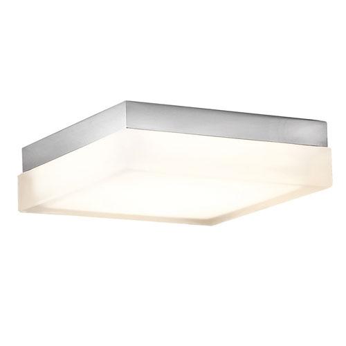 Modern Forms Matrix Titanium 12-Inch LED Flush Mount
