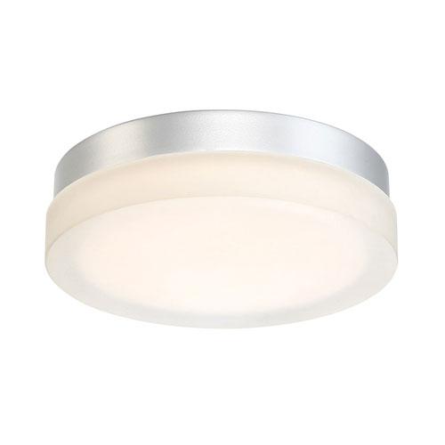 Modern Forms Circa Titanium 9-Inch LED Flush Mount