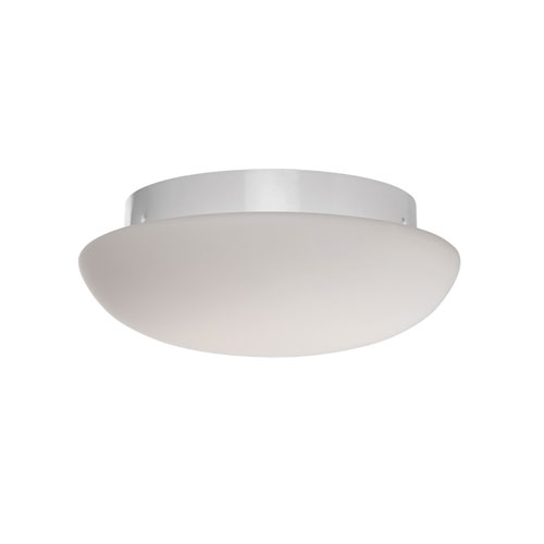 Modern Forms Loft White 10-Inch LED Flush Mount