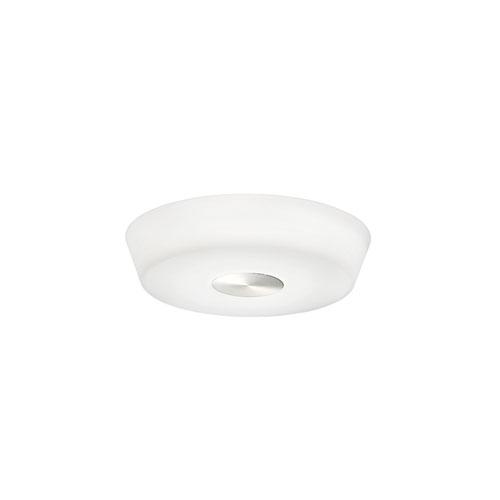 Modern Forms Sol Brushed Nickel 12-Inch LED Flush Mount