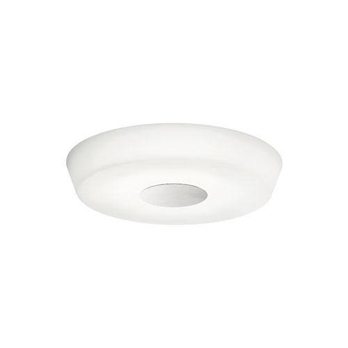Sol Brushed Nickel 16-Inch LED Flush Mount