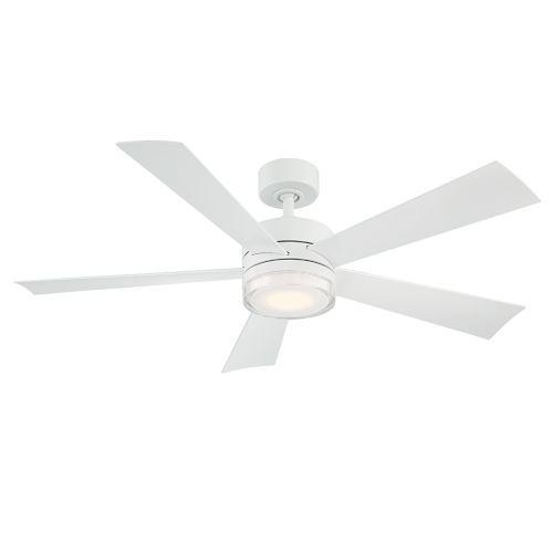 Wynd 52-Inch LED Downrod Ceiling Fans