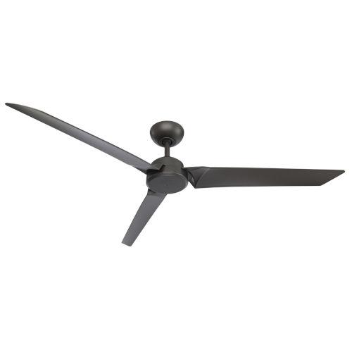Roboto Oil Rubbed Bronze 62-Inch Ceiling Fan