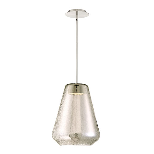 Modern Forms Brazen Champagne 13-Inch LED Pendant