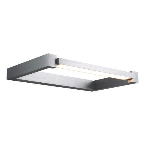 Bauer Brushed Aluminum 17-Inch LED Picture Light