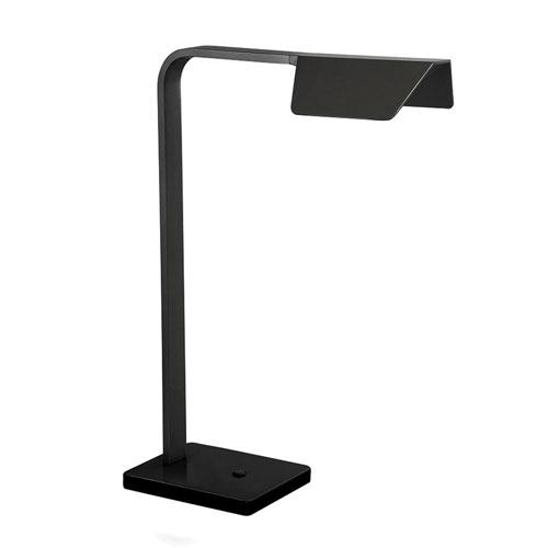 Modern Forms Dove Black 13-Inch LED Task Lamp