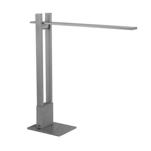 Modern Forms Suspension Titanium 8-Inch LED Task Lamp