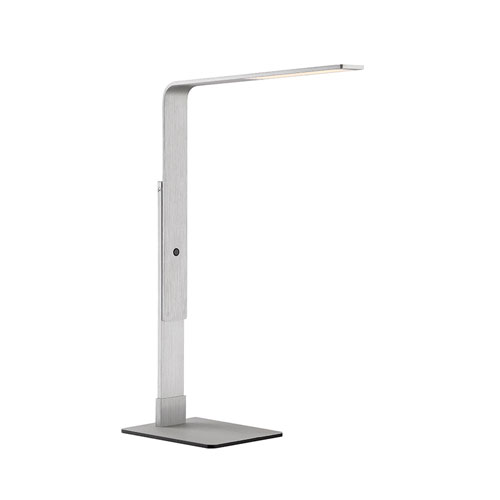 Modern Forms Linear Brushed Aluminum 8.5-Inch LED Task Lamp