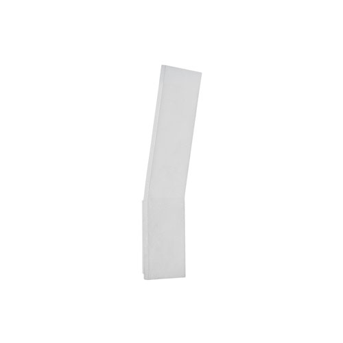 Modern Forms Blade White 3-Inch LED Wall Sconce