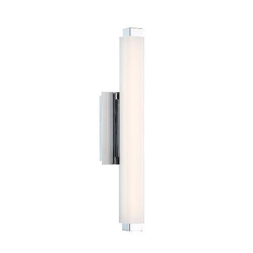 Mini Vogue Chrome 10W 3000K LED ADA Bath Bar
