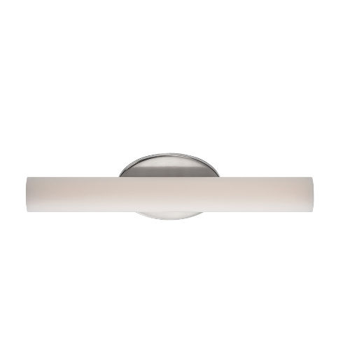Loft Brushed Nickel 17W 2700K LED ADA Bath Bar