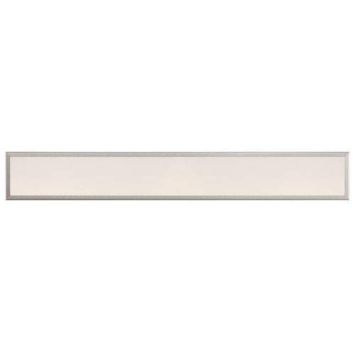 Modern Forms Neo Brushed Aluminum 36-Inch LED Bath Light