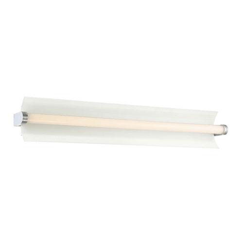 Modern Forms Arko Brushed Aluminum 38-Inch LED Bath Light