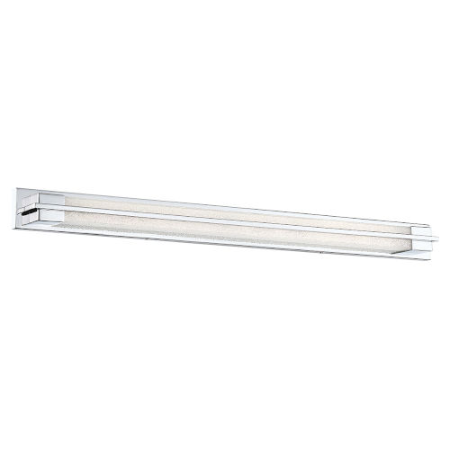 Ice Chrome 27W LED ADA Bath Bar