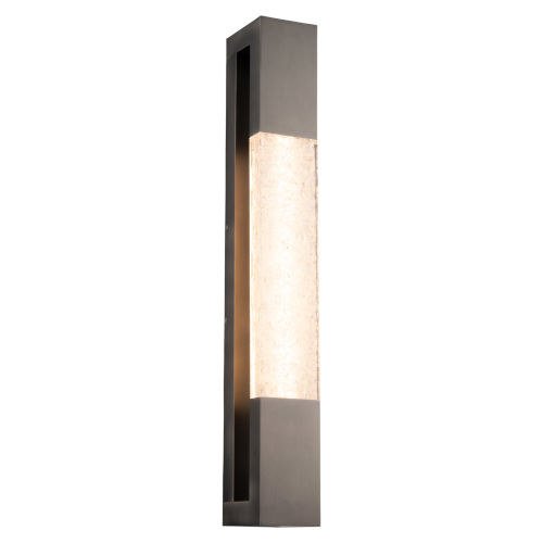 Ember Antique Nickel LED ADA Wall Sconce