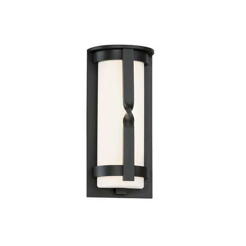 Modern Forms Berkley Bronze 5-Inch LED Outdoor Wall Light